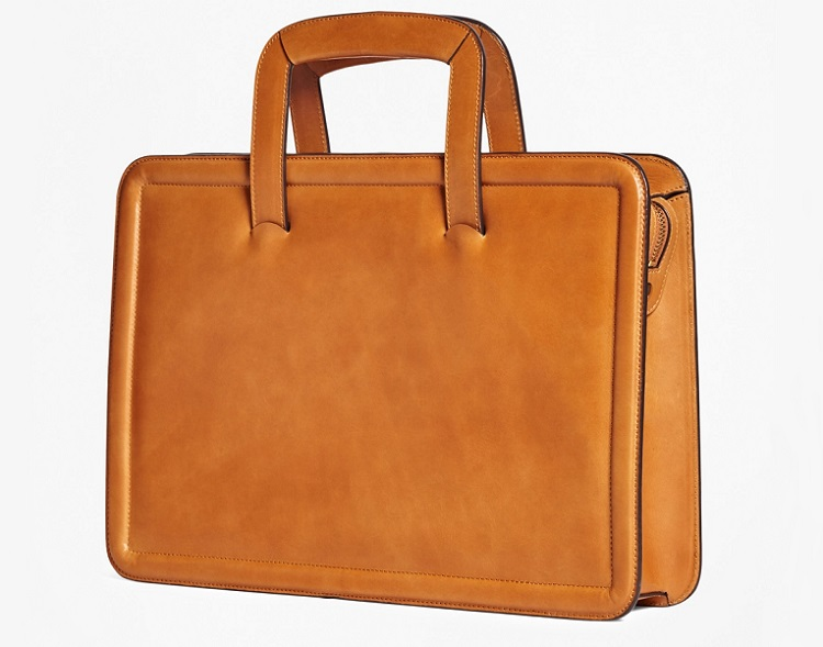 Brooks Brother Leather Briefcase