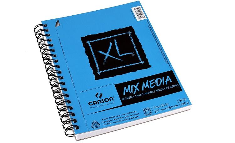 Canson XL Series Mix Media Paper Pad