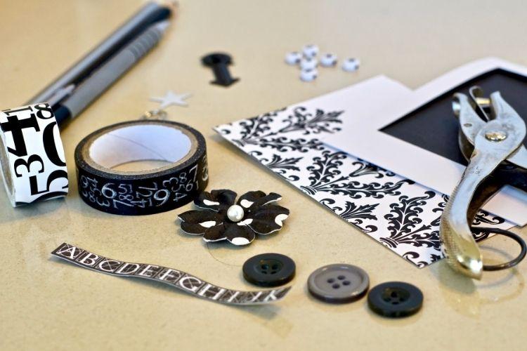 Embellishment Paper