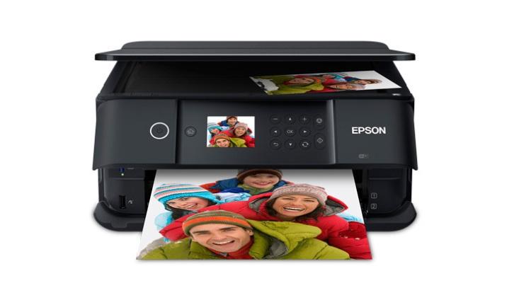Epson Expression Photo XP-6100 Printer