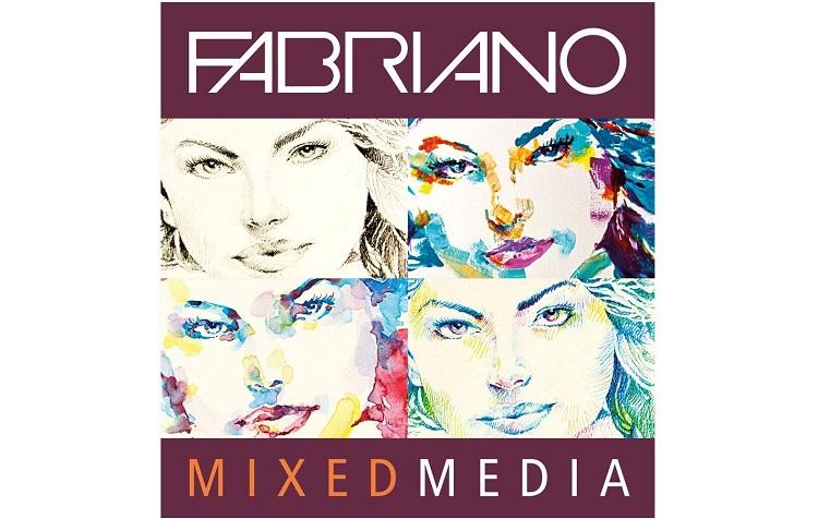 Fabriano Mixed Media Pad