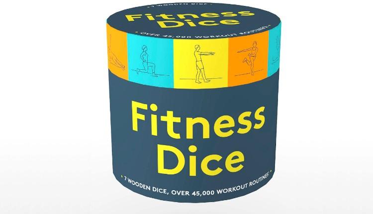 Best 28th Birthday Gift Ideas Fitness Dice