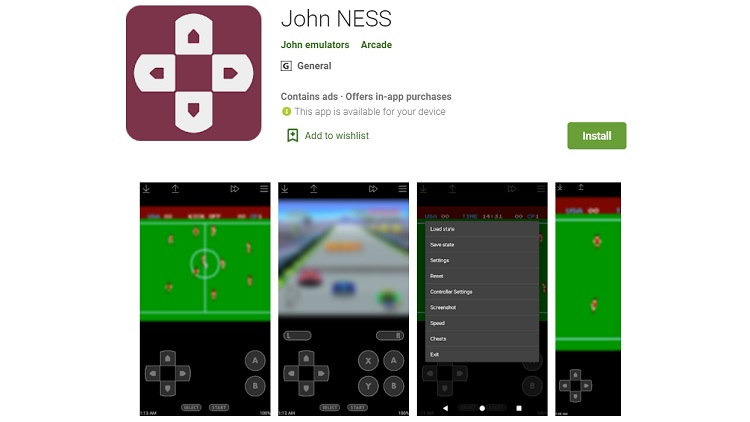 John NESS