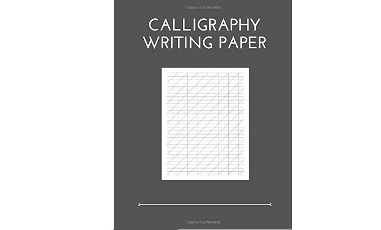 Patrick Crawford Calligraphy Paper