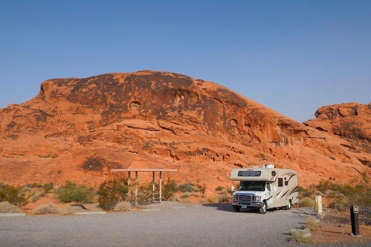 RV Desert