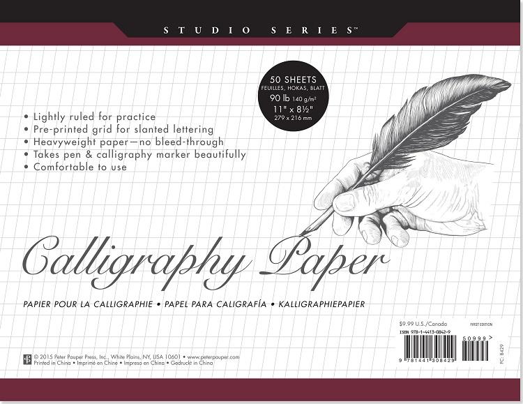 Studio Series Paper Pad