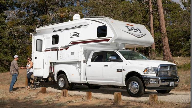 Truck Camper Manufacturers