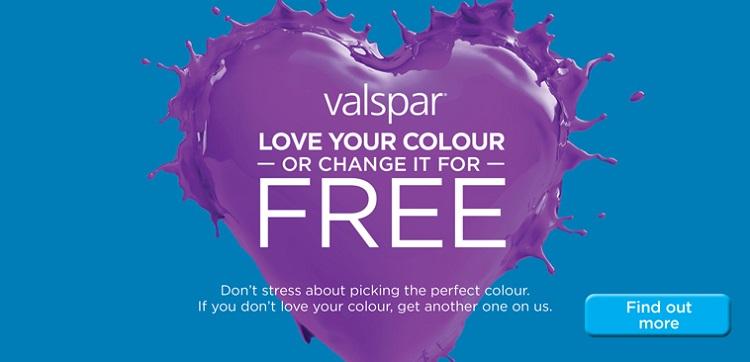 Valspar Chalk Paint Products