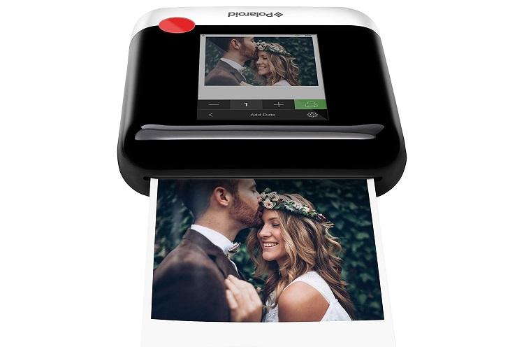 Zink Wireless Photo Printer