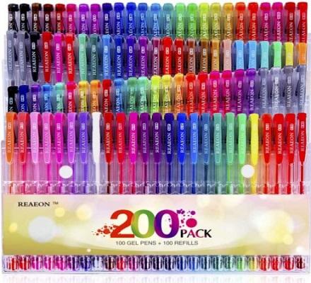 raeon gel pens