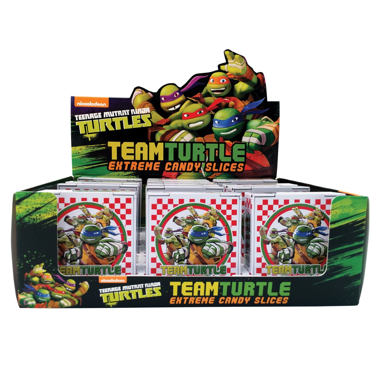 Best Ninja Turtle Gifts team turtle candy slices