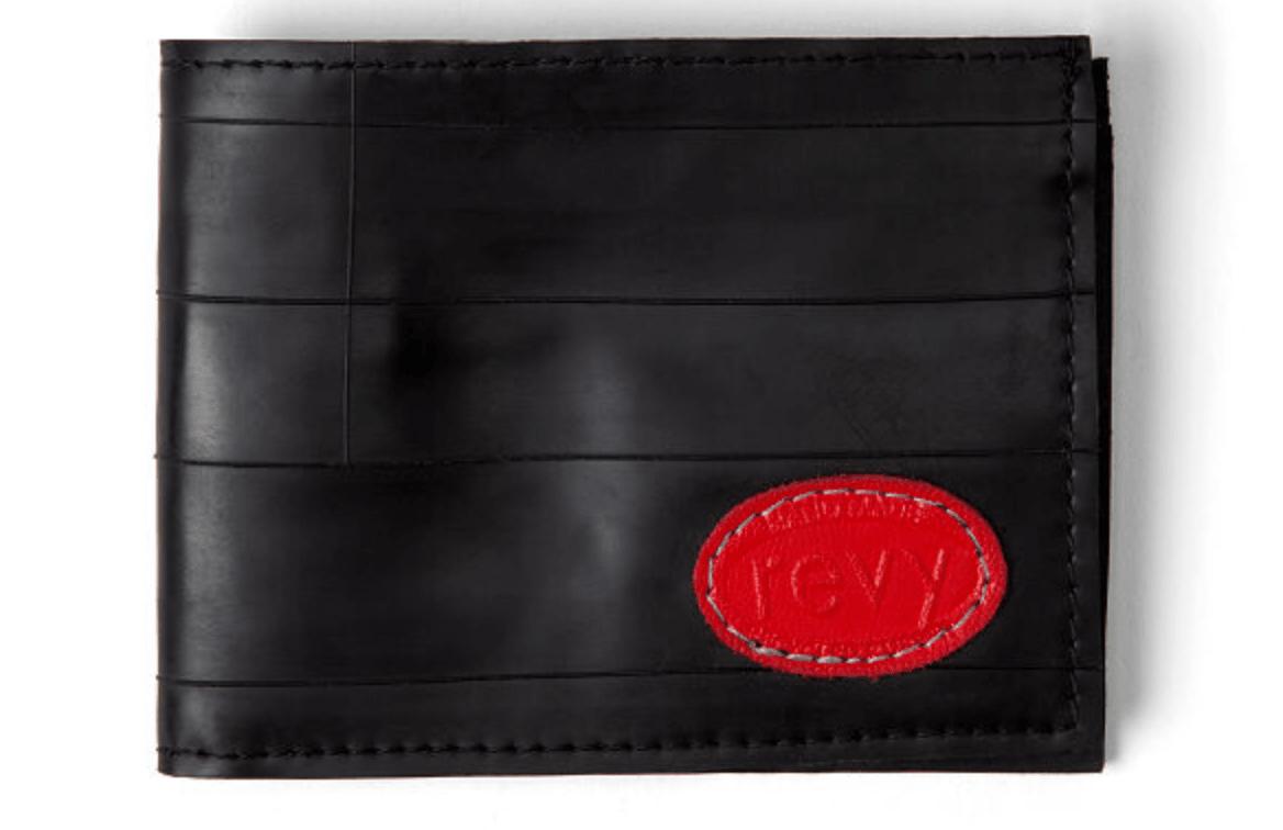 Reclaimed Inner Tube Wallet