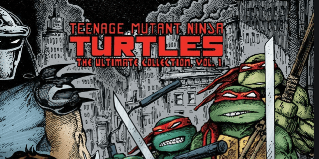 Best Ninja Turtle Gifts teenage mutant ninja