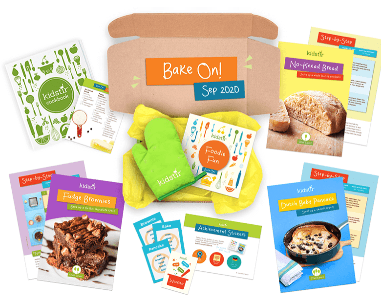 Best Gifts for 7 Year Old Boy bake on
