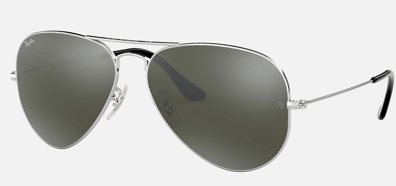 RayBan Mirrored Sunglasses