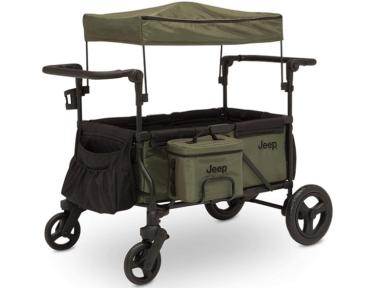 Jeep Deluxe Stroller Wagon
