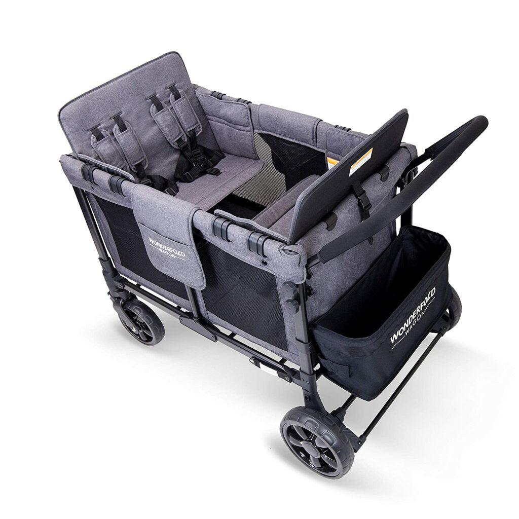 wonderfold stroller