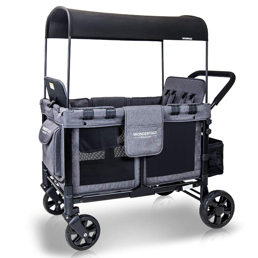 Veer vs Wonderfold stroller