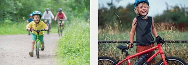 """Frog 48 16"""" Bike"""