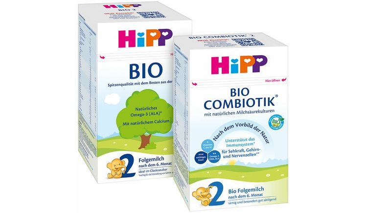 Hipp Infant Formula