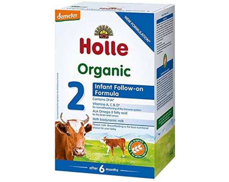 Holle A2 Milk Formula Review