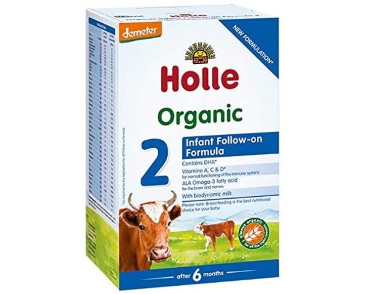 Holle A2 Milk Formula Review features