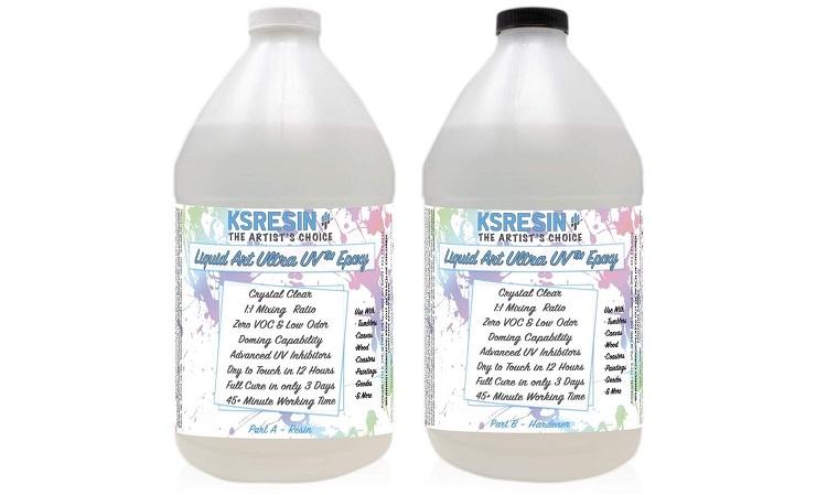 KSResin Liquid Art Ultra UV