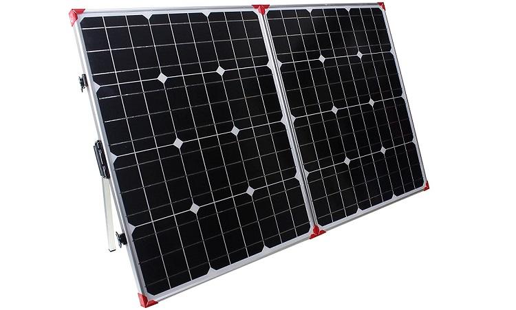 Lion Energy Portable Folding Solar Panel