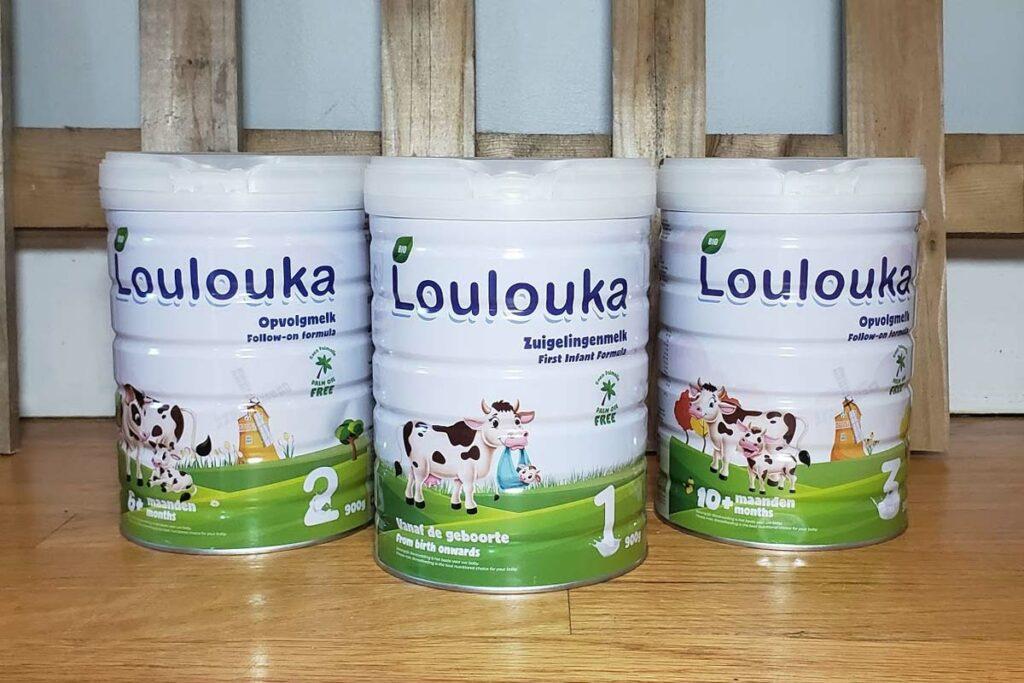 Lolouka Milk