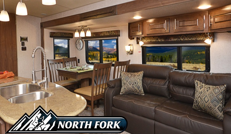 Northwood Arctic Fox North Fork