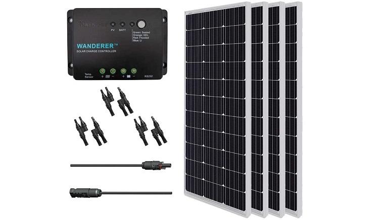 Renogy Solar Power System