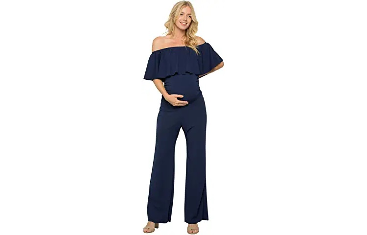 Hatch Maternity Collection Review Rompers and Jumpsuits