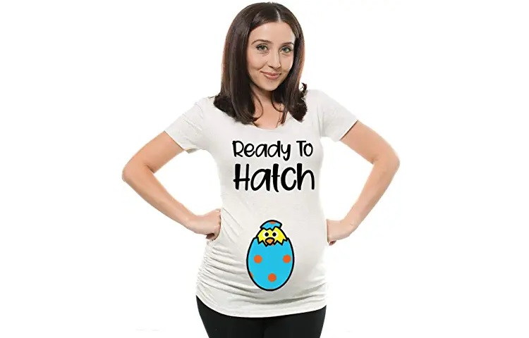 Hatch Maternity Collection Review T-Shirts