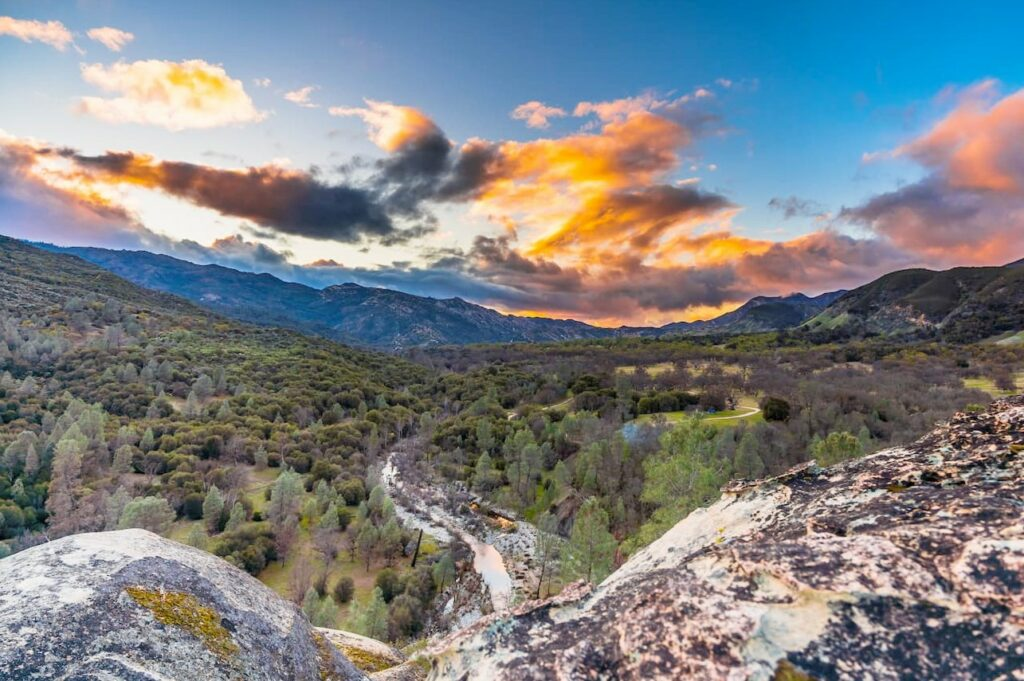 Top 10 Camping Destinations : Los Padres National Forest