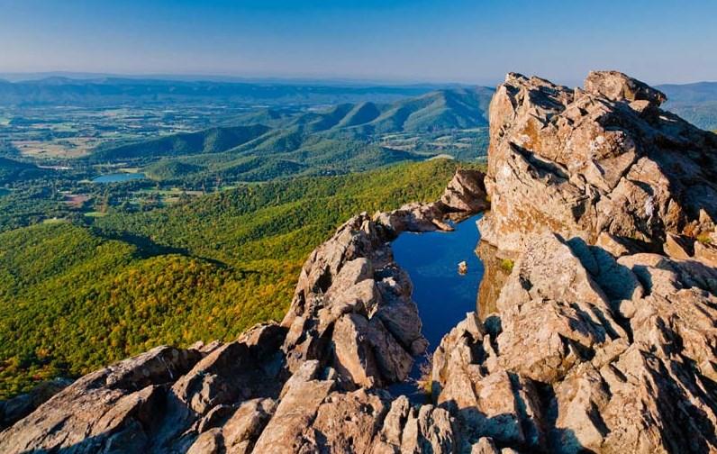 Top 10 Camping Destinations: Shenandoah National Park in Virginia