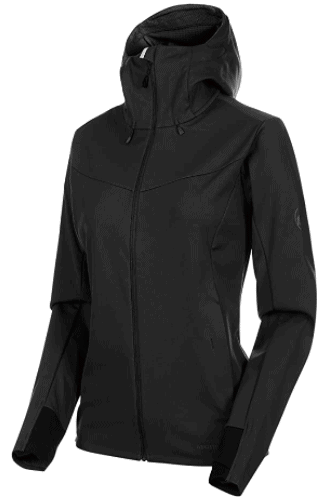 Mammut 1011-00072 Women's Ultimate V SO Hooded Jacket